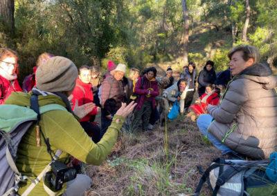 Natur Pur Fortbildung Abenteuer Natur Reger Austausch in der Gruppe